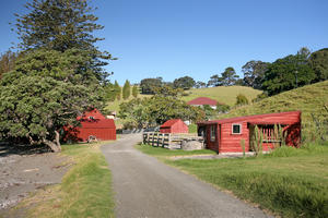 Scandrett's Farm Buildings